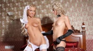 Проститутка Саша и Маша